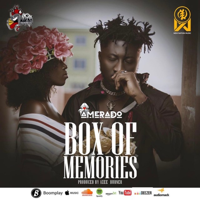 Amerado – Box Of Memories