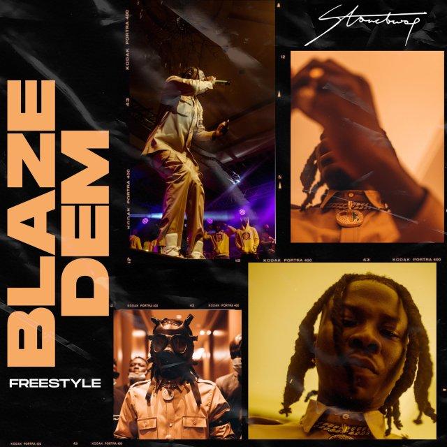 Stonebwoy – Blaze Dem (Freestyle)