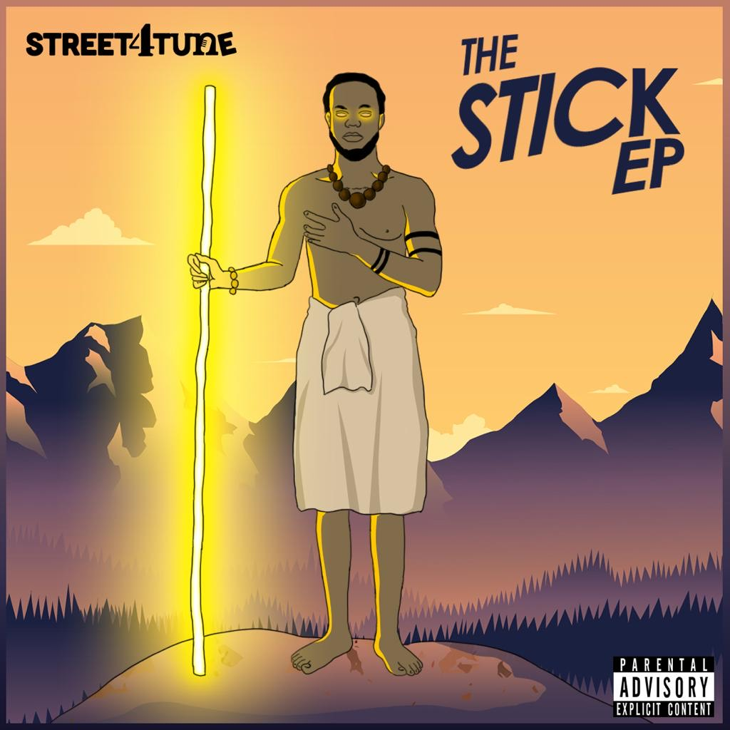 Street4tune - The Stick EP